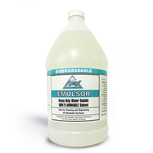 emulsor cleaner
