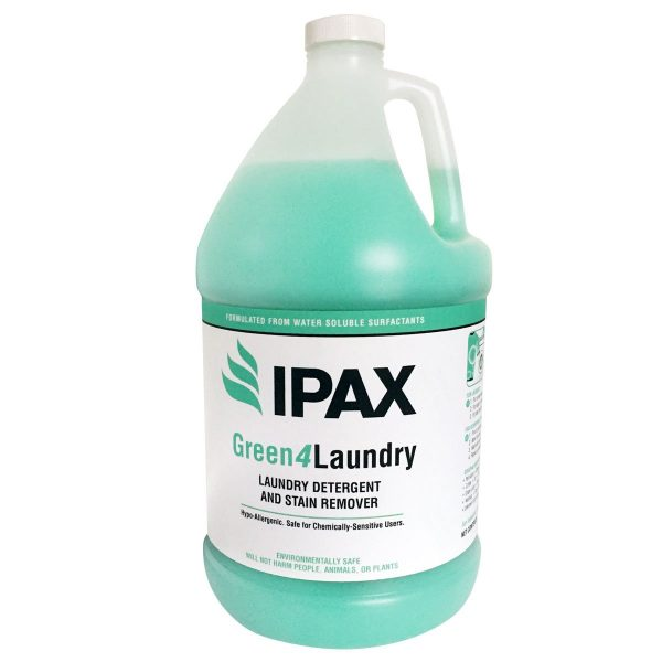 green 4 laundry 1 gal
